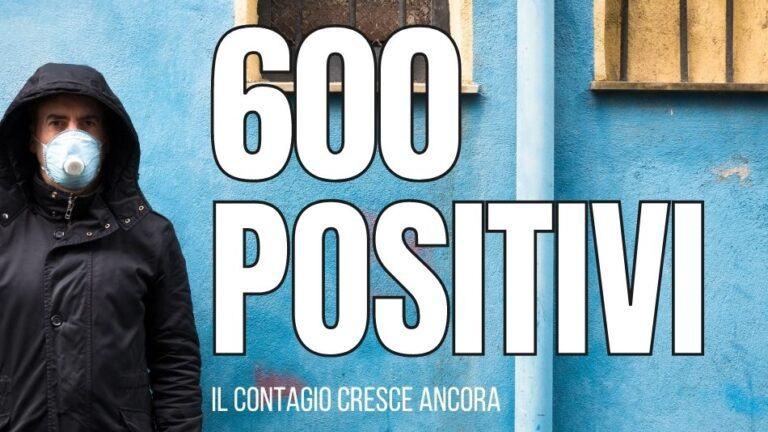 A Olbia i positivi sono 600. Ora il virus spaventa davvero