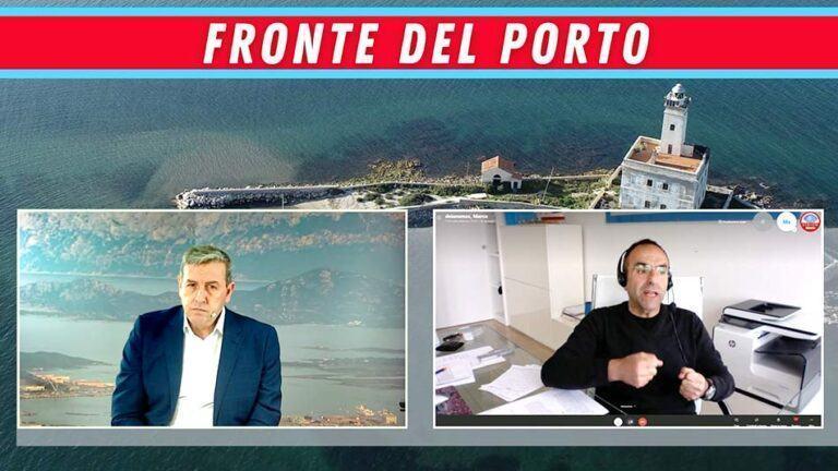 """""""Ecco come cambia faccia il porto di Olbia"""". Massimo Deiana anticipa a Olbianova la rivoluzione che partirà entro l'anno"""