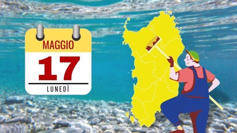 La Sardegna torna in zona gialla