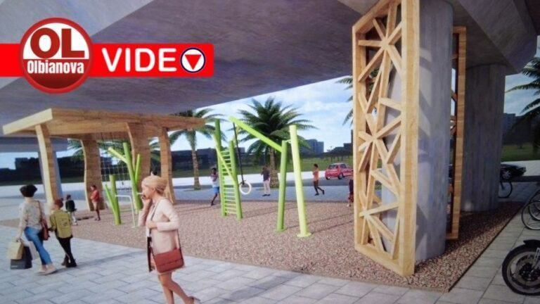 Sotto il ponte spunta una nuova palestra. Ci saranno anche i bagni pubblici