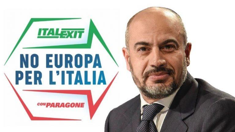 Gianluigi Paragone irrompe sulle elezioni di Olbia.Italexit accende il terzo polo in città